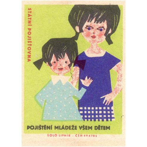 kaart moeder kind