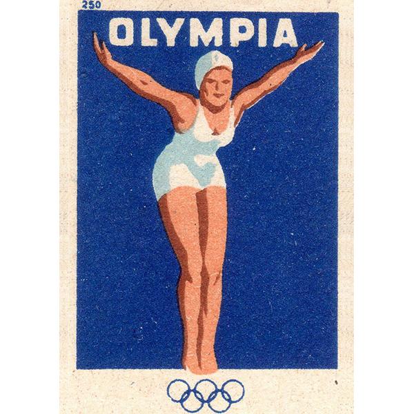 kaart olympia