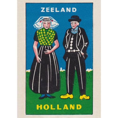 Ansichtkaart-Zeeland